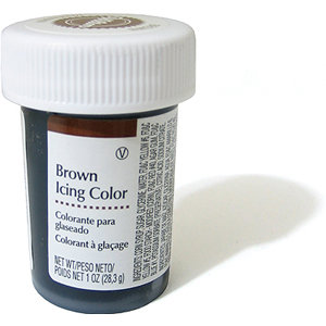 Wilton Icing Color 1oz - Brown