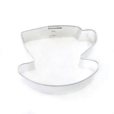 Cookie Cutter: Tea Cup & Saucer 3-1/2""