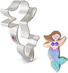 """Cookie Cutter: Mermaid 4-1/2"""""""