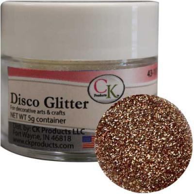 Disco Glitter - Platinum
