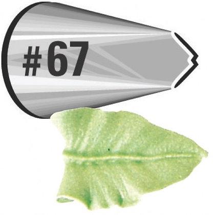 Wilton Icing Tip #67