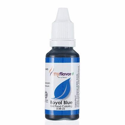 My Flavor Gel Paste Colour  0.88oz - Royal Blue