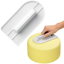 Fondant Smoother, Curved Front