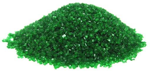 Sanding Sugar, Green 80g