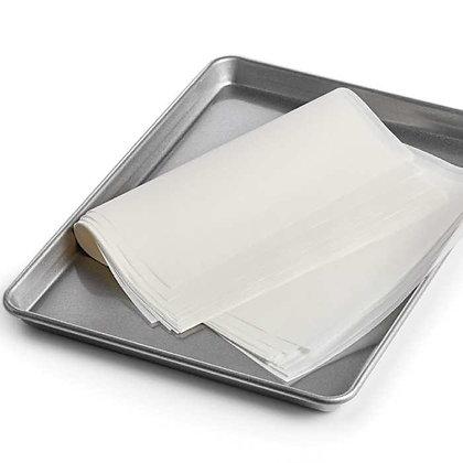 Baking Parchment Paper 5 pcs, 40x60cm