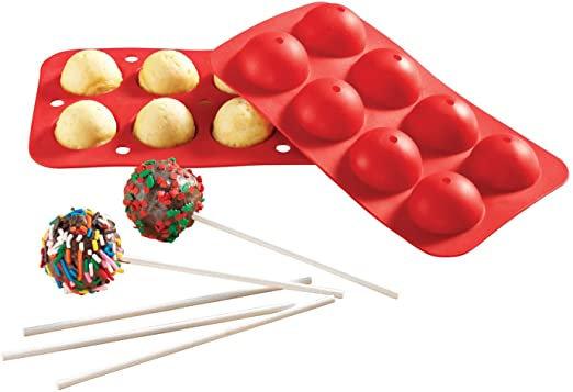 Lollipop Silicone Mold 8s