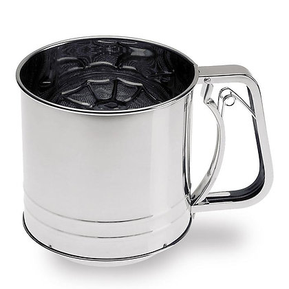 Flour Sifter/ Icing Sugar Sifter Dia. 12 cm