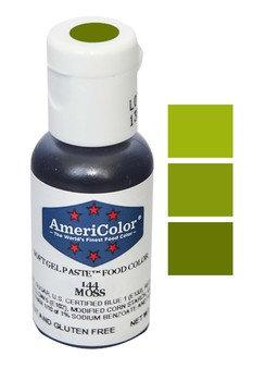 Americolor Gel Moss 0.75 oz