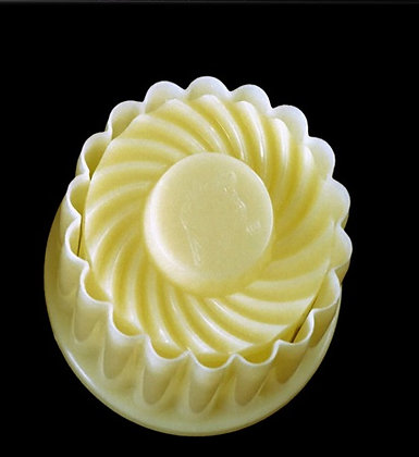 Pineapple Tart Mold No. 104, Double-Ended