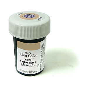 Wilton Icing Color 1oz - Ivory