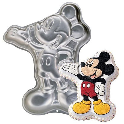 Mickey Mouse Full Body