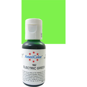 Americolor Gel Electric Green 0.75 oz