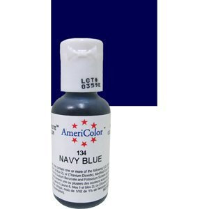 Americolor Gel Navy Blue 0.75 oz