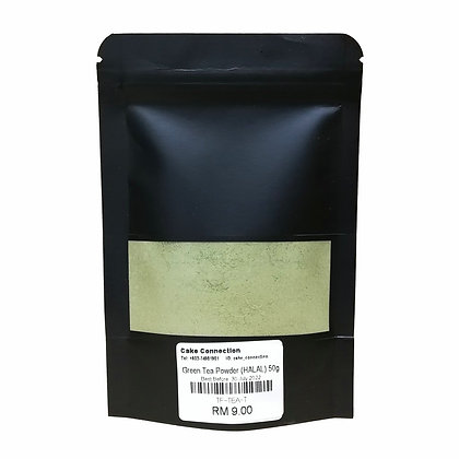 Green Tea Powder, 50g