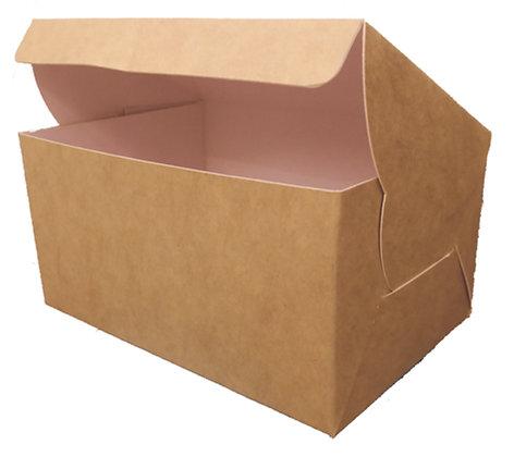 Cake Box 6 x 4 x 3(H) inch