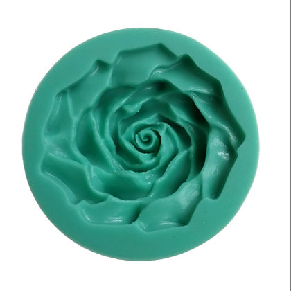 Silicone Mold - 3D Large Rose