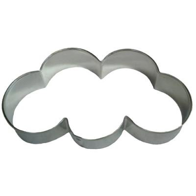 Cookie Cutter - Cloud or Olympic Ring 5""