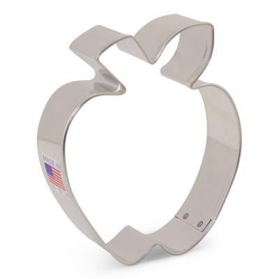 "Cookie Cutter: Apple 3-1/2"""