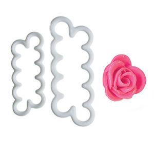 Easy Rose Cutter Set of 2