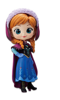 Disney's Q Posket Anna Figurine