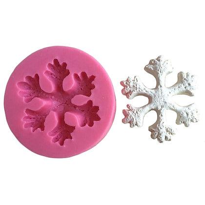 Snowflake Silicone Mold