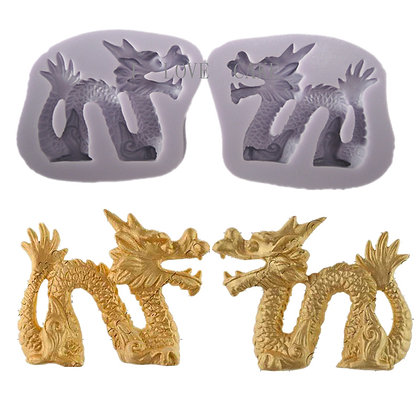 Dragon Silicone Mold
