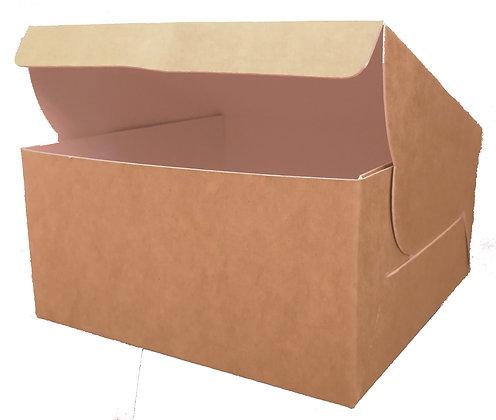 Cake Box 6 x 6 x 3(H) inch
