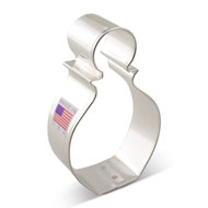 """Cookie Cutter: Perfume Bottle 3-1/2"""""""