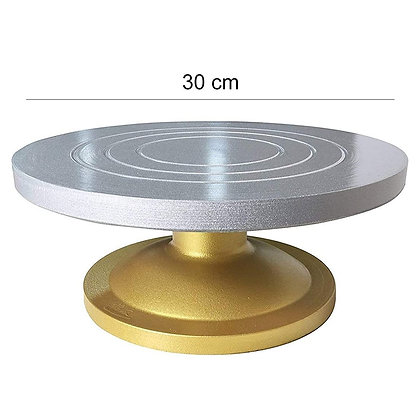 Professional Cake Decorating Heavy Duty Turntable