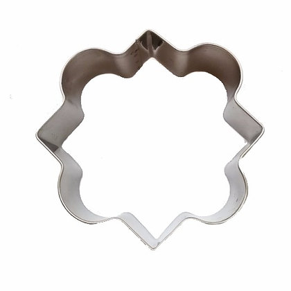 Cake Connection Cookie Cutter: Frame, Square Pointed 2.5""