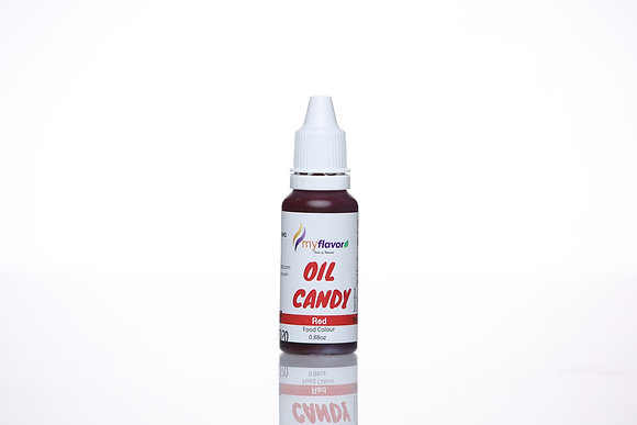 My Flavor Oil Candy 0.88oz - Red