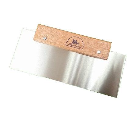 Bench Scraper/ Cutter 10 inch, Sugar Impressions