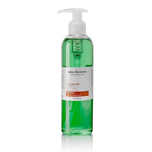 סבון ירוק לעור עדין