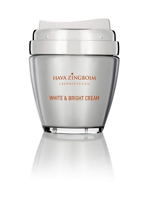 WHITE & BRIGHT CREAM