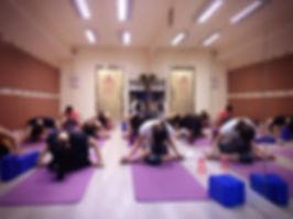 地面瑜伽 Mat yoga 試堂