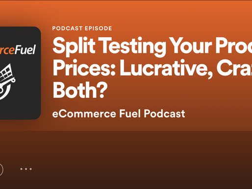 Let's talk price testing (on a podcast!)