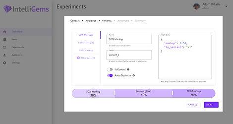 Create Experiment - Variants Control.jpg
