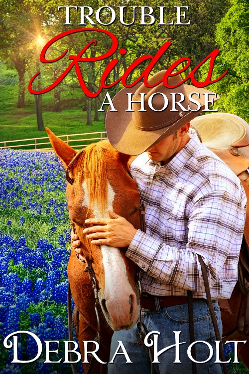 Trouble Rides a Horse Cover Reveal