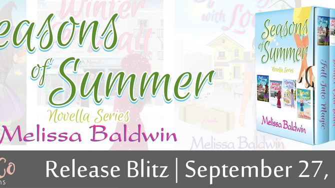 Seasons of Summer Release Blitz