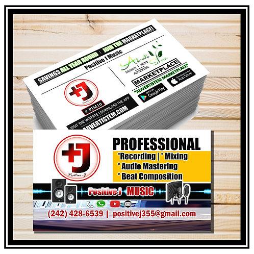 Standard Marketplace-Business Cards