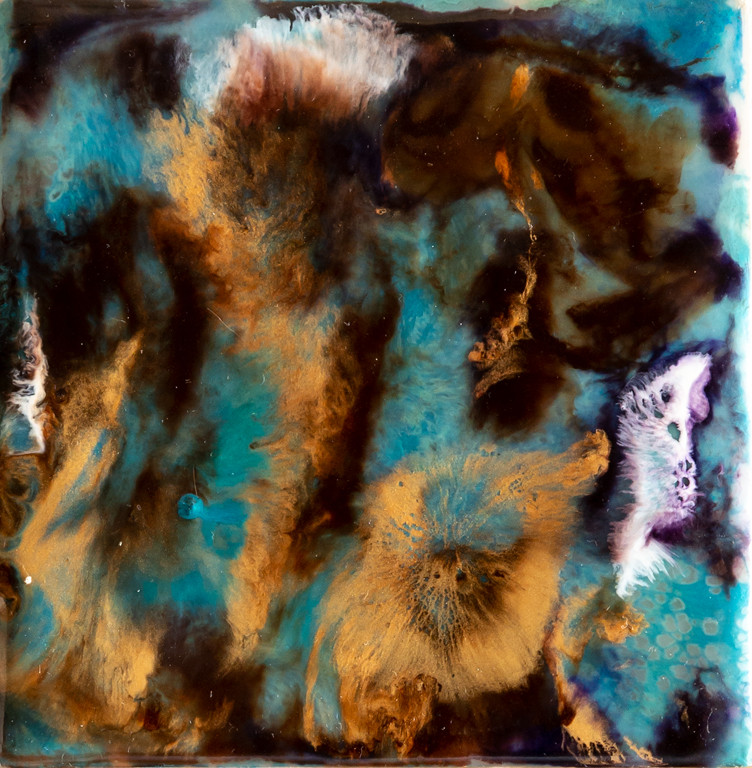 Turquoise Series 1