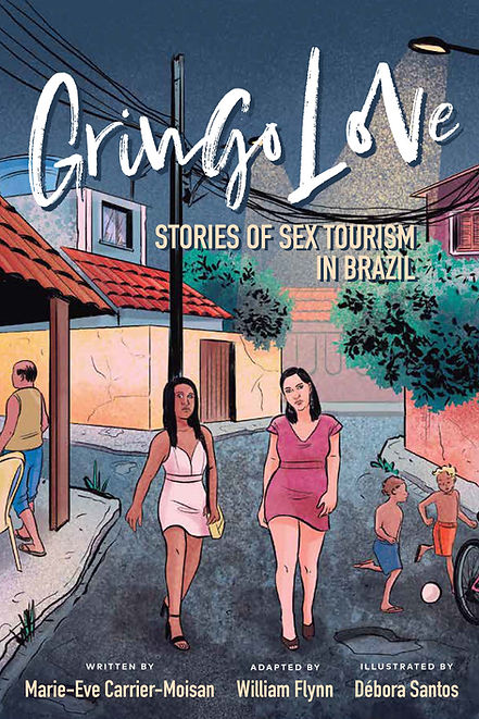 Gringo Love cover