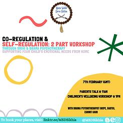 co-regulation & self-regulation through