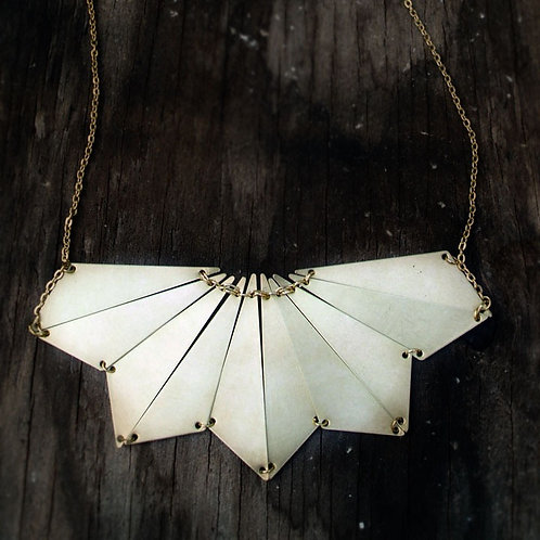 Galactic Beam Necklace