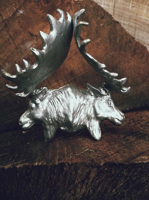 Siamese Moose Ring
