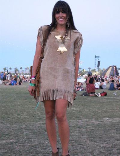 Elle.com Coachella Street Style
