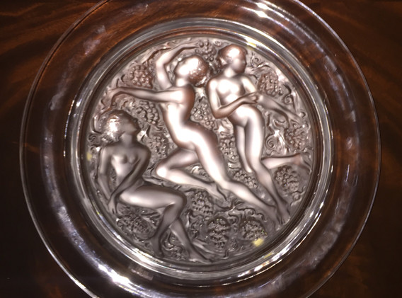 17-51 Lalique Cote d'Or 150th Anniversar
