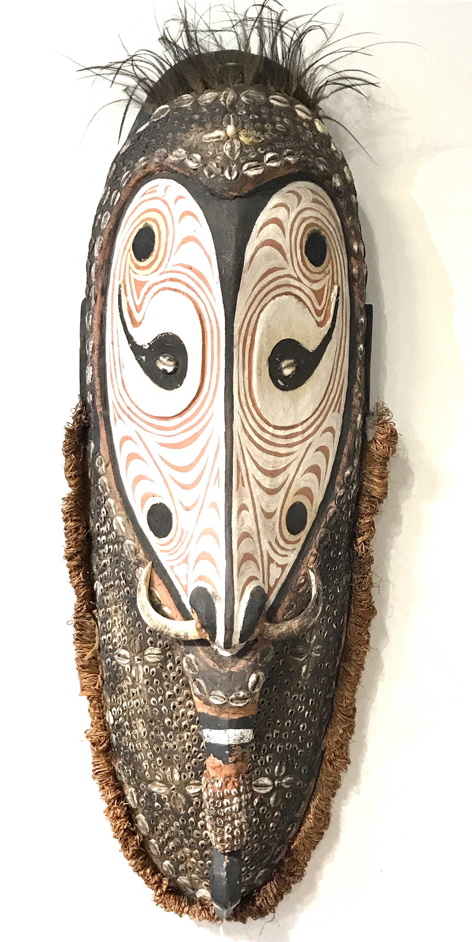7 African Mask