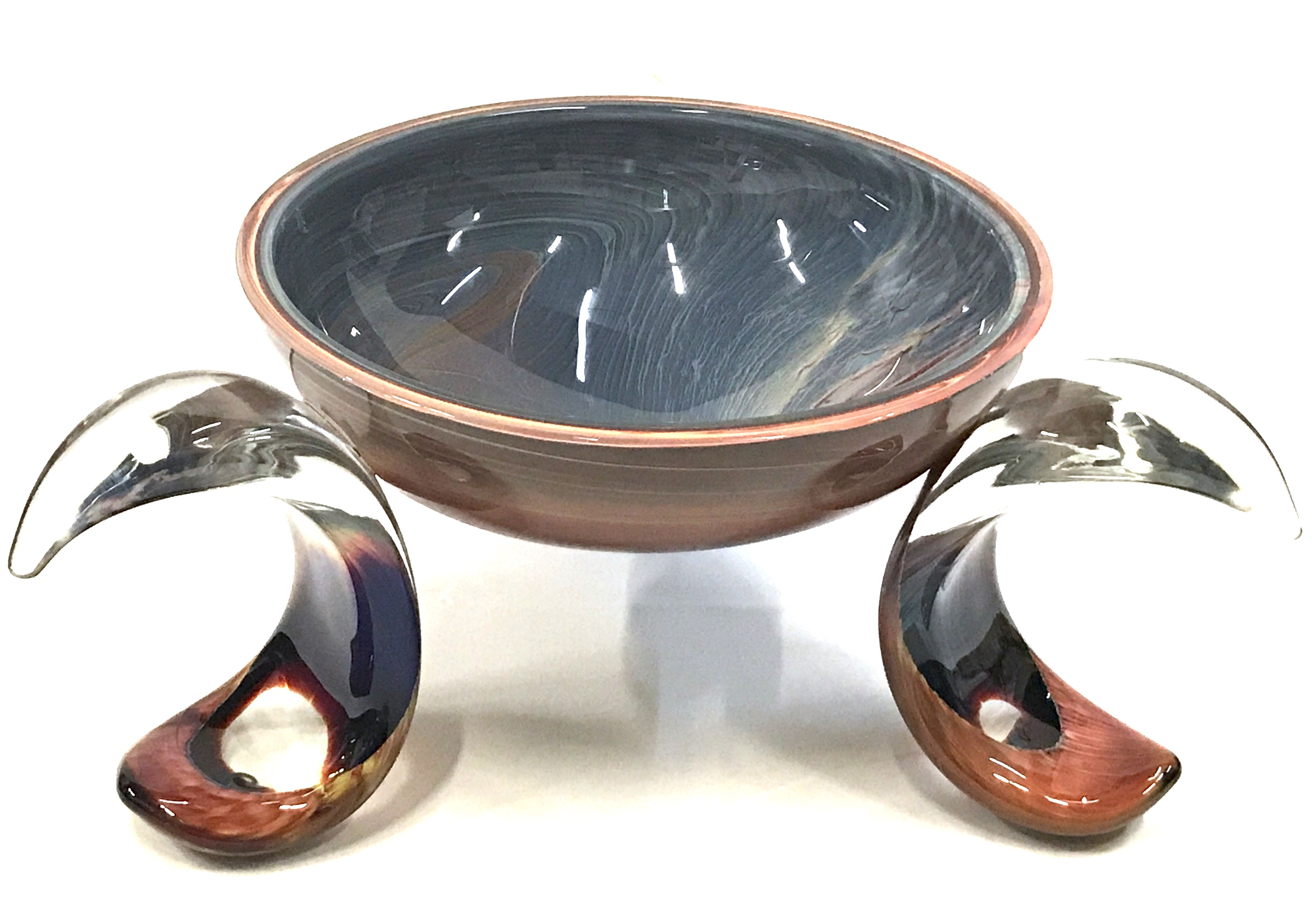 0m glass bowl