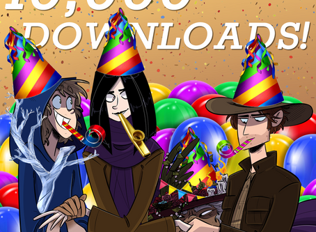 Quest Friends Has Been Downloaded 10,000 Times, and We're Giving Away Dice to Celebrate!